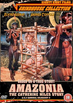 Rent Amazonia: The Catherine Miles Story (aka White Slave / Schiave bianche: violenza in Amazzonia) Online DVD Rental