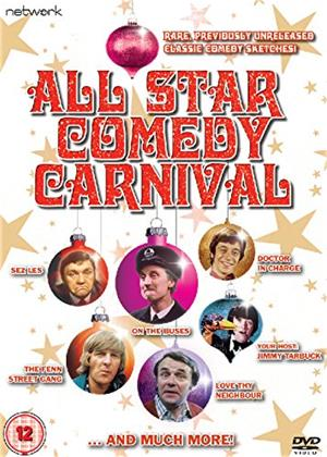 Rent All Star Comedy Carnival Online DVD Rental