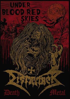 Rent Dismember: Under Bloodred Skies Online DVD & Blu-ray Rental
