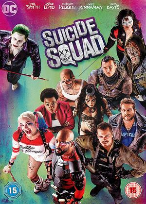 Rent Suicide Squad Online DVD & Blu-ray Rental