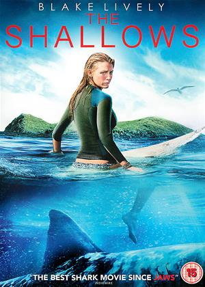 Rent The Shallows Online DVD & Blu-ray Rental