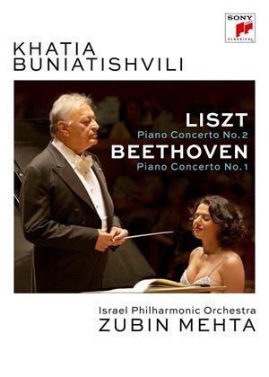 Rent Liszt: Piano Concerto No. 2 in a Major, S125 (aka Khatia Buniatishvili: Liszt: Piano Concerto No. 2) Online DVD & Blu-ray Rental
