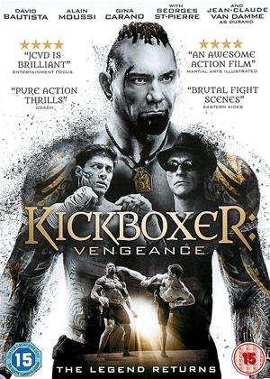 Kickboxer: Vengeance Online DVD Rental