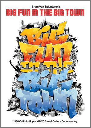 Rent Bram Van Splunteren: Big Fun in the Big Town Online DVD Rental