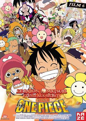 Rent One Piece: Baron Omatsuri and the Secret Island (aka One piece: Omatsuri danshaku to himitsu no shima) Online DVD Rental