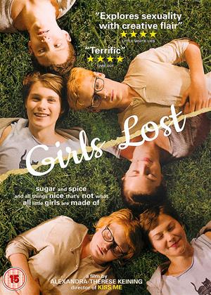 Girls Lost Online DVD Rental