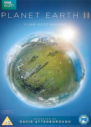 Planet Earth II Online DVD Rental