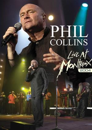 Rent Phil Collins: Live at Montreux 2004 Online DVD Rental