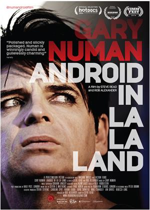 Rent Gary Numan: Android in La La Land Online DVD Rental