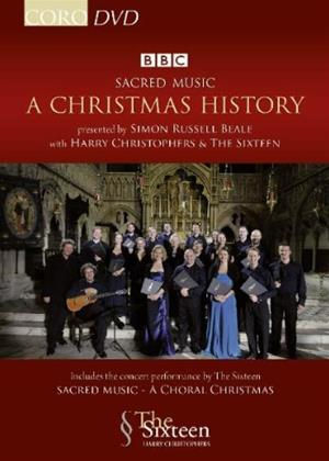 Rent Sacred Music: A Christmas History and a Choral Christmas Online DVD Rental