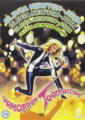 Rent Toomorrow Online DVD Rental