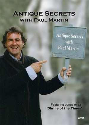 Rent Antique Secrets with Paul Martin Online DVD Rental