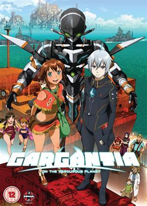Rent Gargantia on the Verdurous Planet: The Complete Series (aka Suisei no Gargantia) Online DVD Rental