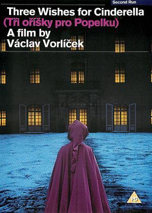 Rent Three Wishes for Cinderella (aka Tri orísky pro Popelku) Online DVD Rental