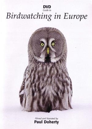 Rent Birdwatching in Europe Online DVD Rental