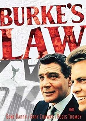 Rent Burke's Law: Series 3 Online DVD & Blu-ray Rental