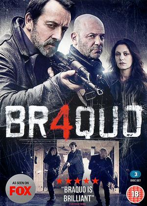 Rent Braquo: Series 4 Online DVD & Blu-ray Rental