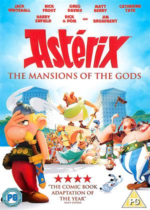 Rent Asterix: The Mansions of the Gods (aka Astérix: Le domaine des dieux) Online DVD & Blu-ray Rental