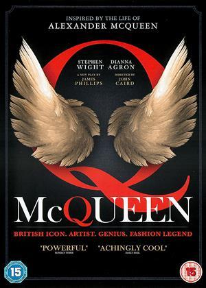 Rent McQueen Online DVD Rental