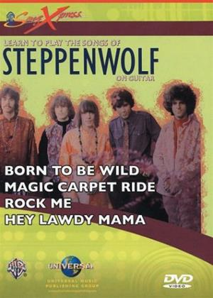 Rent Learn to Play: The Songs of Steppenwolf on Guitar Online DVD Rental