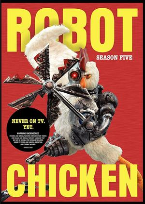 Rent Robot Chicken: Series 5 Online DVD Rental