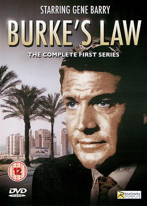 Rent Burke's Law: Series 1 Online DVD Rental