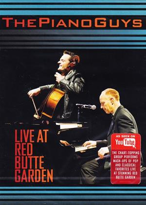 Rent The Piano Guys: Live at Red Butte Garden Online DVD Rental