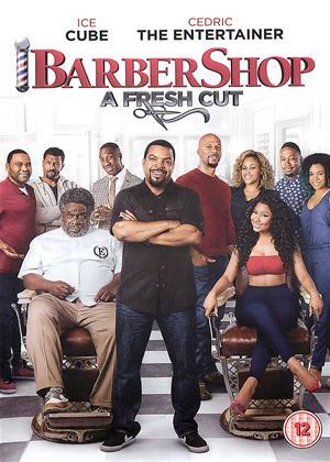 Barbershop: A Fresh Cut Online DVD Rental