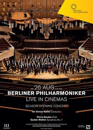 Rent Berliner Philharmoniker: Season Opening Online DVD & Blu-ray Rental