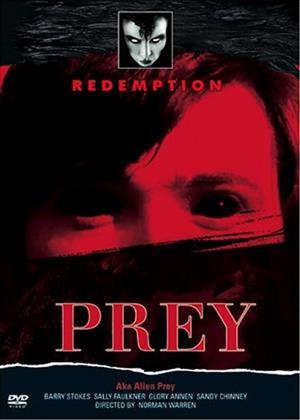 Rent Prey (aka Alien Prey) Online DVD Rental