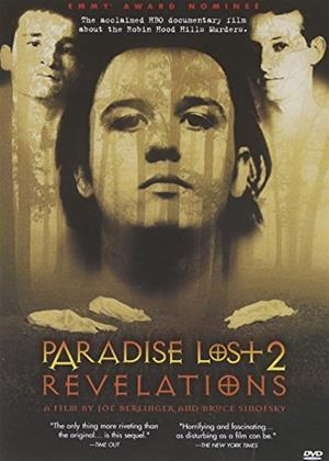 Rent Paradise Lost 2: Revelations Online DVD Rental