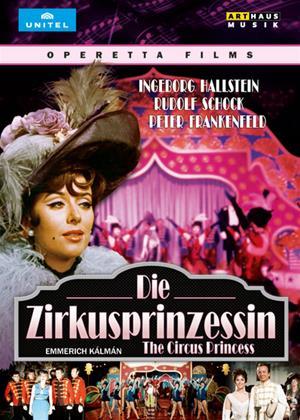 Rent Die Zirkusprinzessin: Kurt Graunke (Werner Schmidt-Boelcke) (aka Die Zirkusprinzessin) Online DVD Rental
