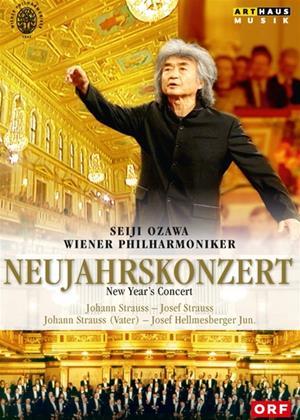 Rent New Year's Concert: 2002: Wiener Philharmoniker (Seiji Ozawa) Online DVD Rental