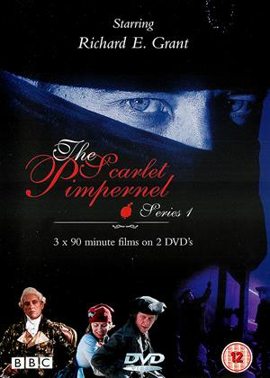 Rent The Scarlet Pimpernel: Series 1 Online DVD Rental