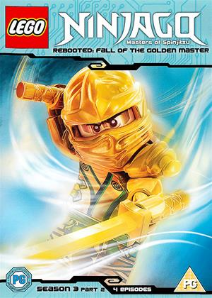 Rent Lego Ninjago: Masters of Spinjitzu: Series 3: Part 2 Online DVD Rental
