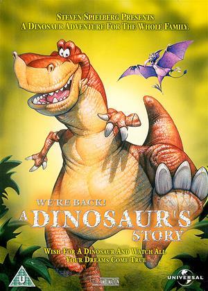 Rent We're Back!: A Dinosaur's Story Online DVD Rental