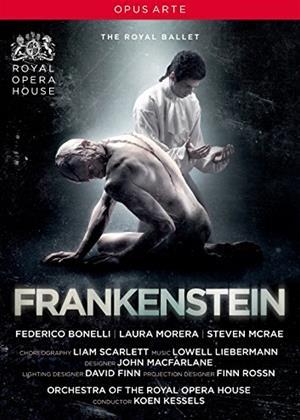 Rent Frankenstein: The Royal Ballet (Koen Kessels) Online DVD & Blu-ray Rental