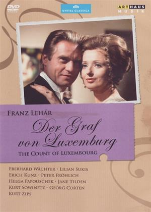 Rent The Count of Luxemburg (aka Der Graf Von Luxemburg: Kurt Graunke Symphony Orch. (Goldschmidt)) Online DVD Rental