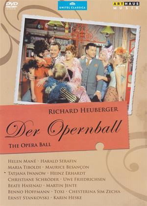 Rent The Opera Ball (aka Der Opernball) Online DVD Rental