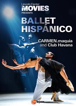 Rent Carmen.Maquia / Club Havana: Ballet Hispanico Online DVD & Blu-ray Rental