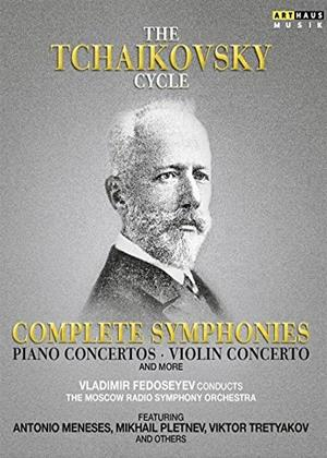 Rent The Tchaikovsky Cycle: Complete Symphonies Online DVD Rental