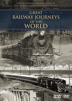 Rent Great Railway Journeys of the World Online DVD Rental