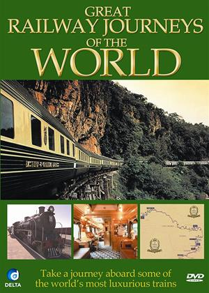 Rent Great Railway Journeys of the World Online DVD Rental