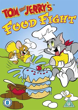 Rent Tom and Jerry: Food Fight Online DVD Rental