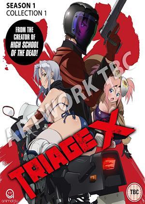 Rent Triage X: Series 1 Online DVD Rental