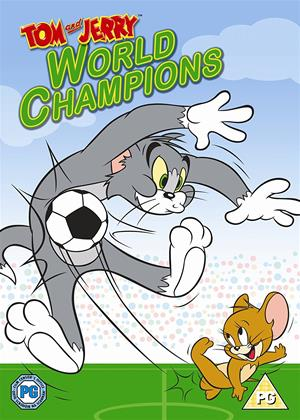 Rent Tom and Jerry: World Champions Online DVD Rental