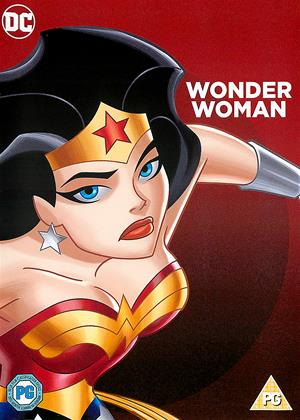 Rent DC Super-Heroes: Wonder Woman Online DVD Rental