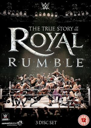 Rent WWE: The True Story of the Royal Rumble Online DVD Rental