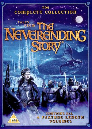 Rent Tales from the Neverending Story (aka The Neverending Story) Online DVD Rental