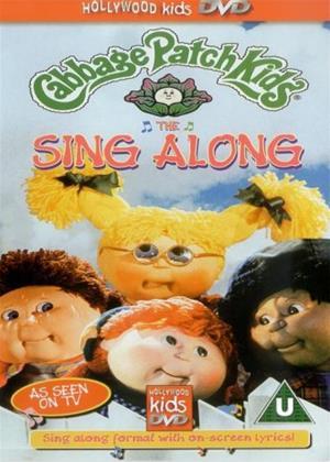 Rent Cabbage Patch Kids: Sing Along Online DVD Rental